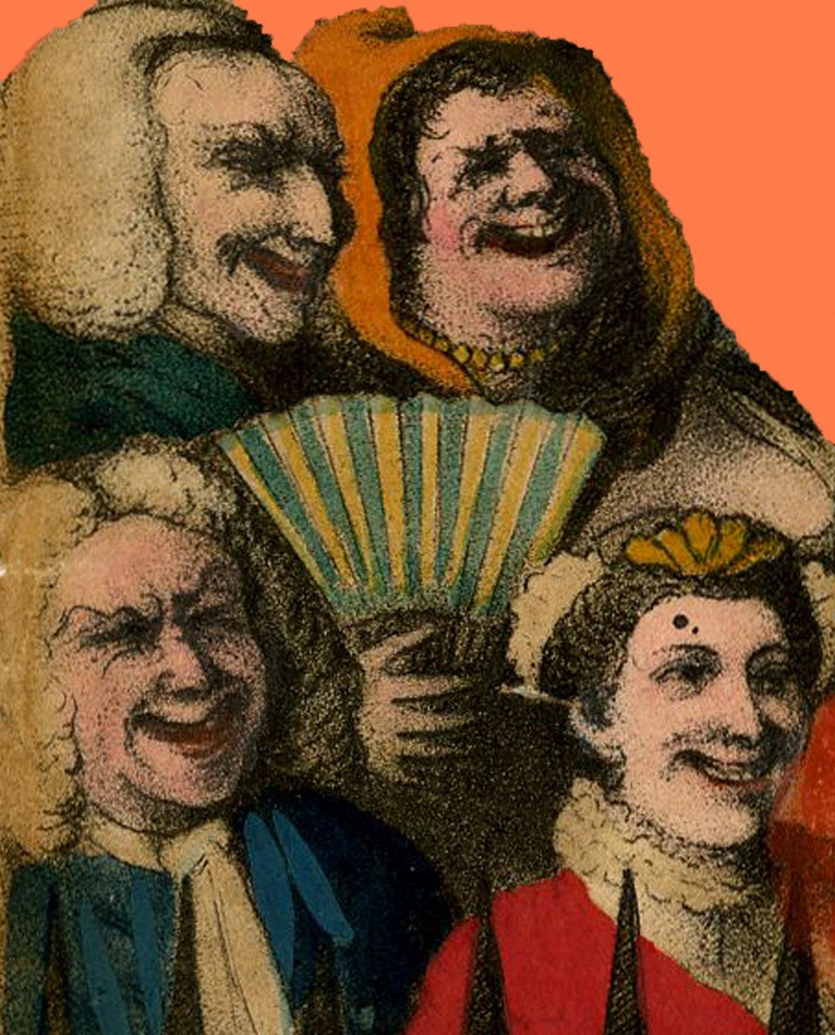 Colloque 2013: Autour du rire